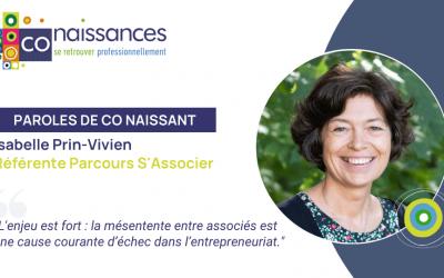 Portrait interview Isabelle Prin Vivien Parcours S'associer