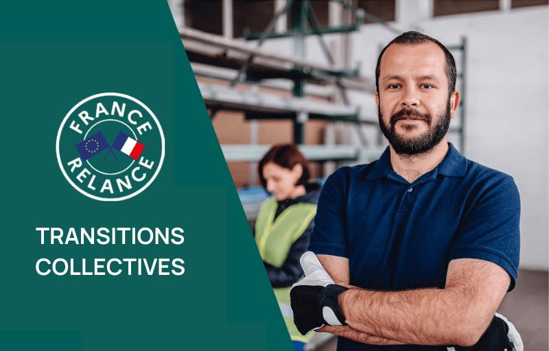 Transitions collectives, nouveau dispositif pour anticiper et accompagner sa reconversion professionnelle