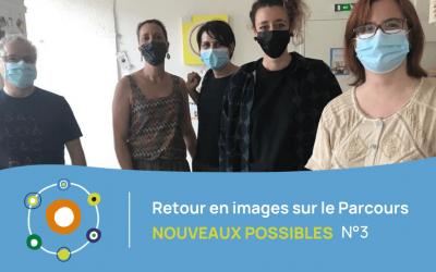 Groupe du Parcours Nouveaux Possibles n°3