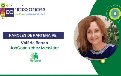 Valérie Benon Job Coach Messidor